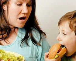 Çocuğunuzun Kilo Sorunu Mu Var?