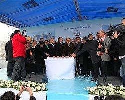 Beylikdüzü Devlet Hastanesi Temeli Törenle Atıldı