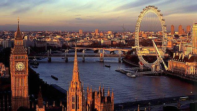 Londra ofkors!