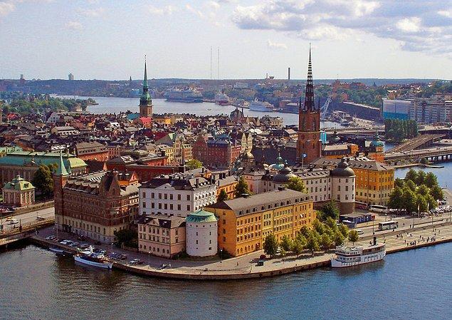 Şaşırtmadı: Stockholm