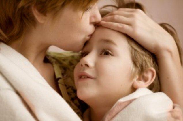 10. Hasta çocuğunu 2 günde ayağa kaldırıp sonrasında 10 gün işe hasta hasta gitmektir