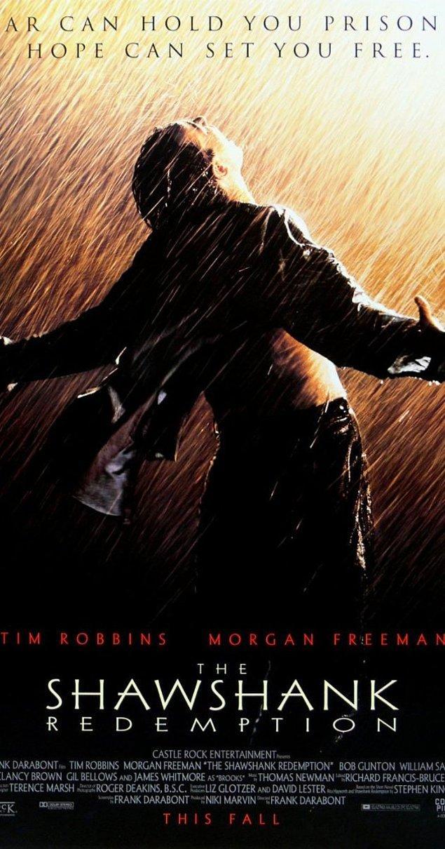 The Shawshank Redemption / Esaretin Bedeli - 1994