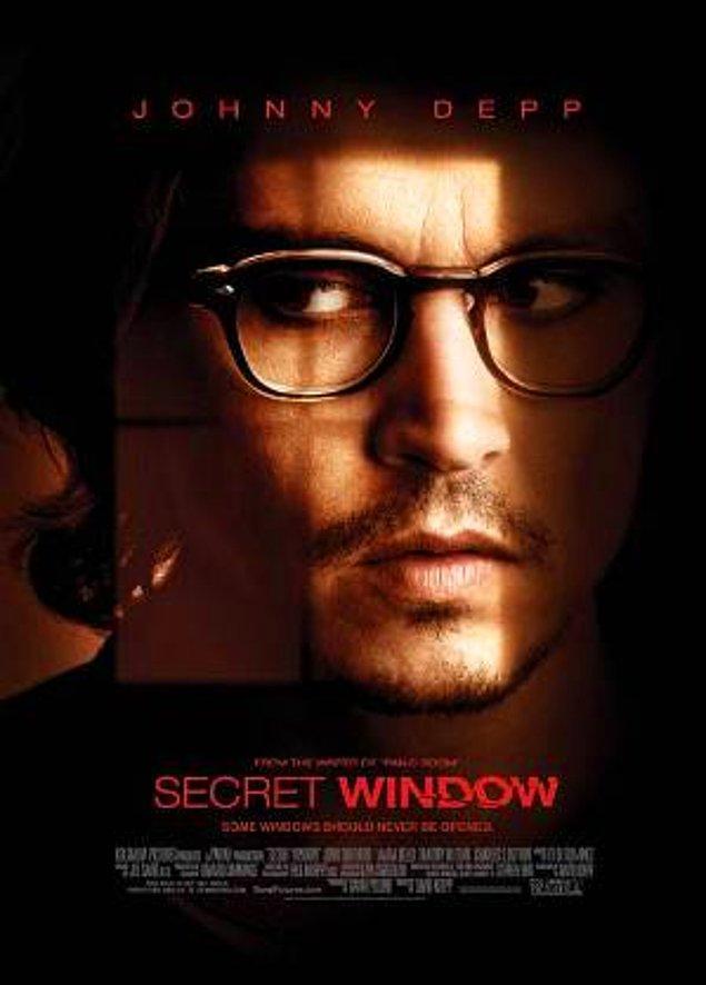 Secret Window / Gizli Pencere - 2004