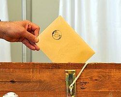 Oy Kullanma Saatleri Belirlendi