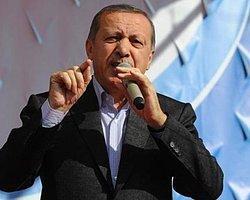Erdoğan: Birileri Laf Üretir Biz İse İcraat Üretiriz