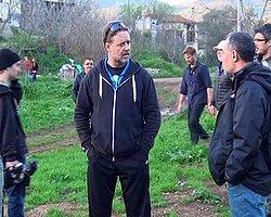 Russell Crowe Fethiye'de
