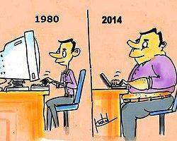 Haftanın teknoloji karikatürleri gülümsetmeye devam ediyor.