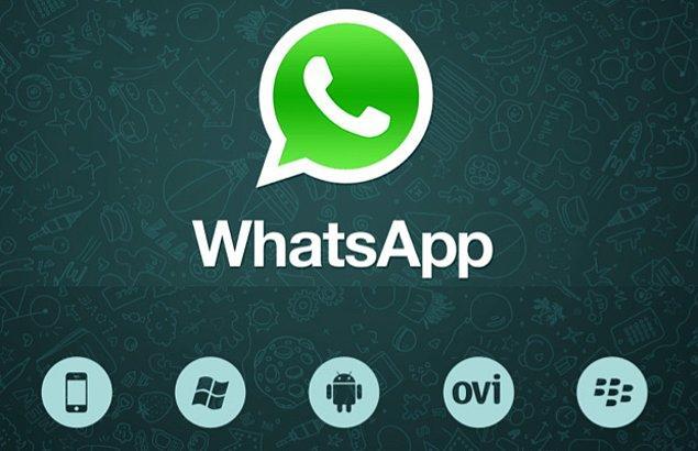 9. Kısa mesaj gönderene WhatsApp'tan cevap atmak.
