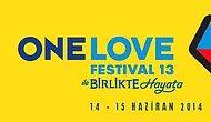 One Love Festival ile Birlikte Hayata!