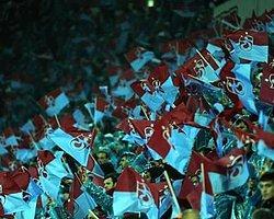 Trabzonsporlu Taraftarlardan 34. Dakika Protestosu!