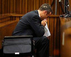 Pistorius Dayanamadı!