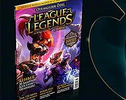 Oyungezer Özel League Of Legends Dergisi Bulamayanlara İyi Haber!