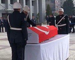Şehit Polis Gözyaşlarıyla Uğurlandı!