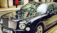 Bentley Sahiplerinin Garip Davranışları!