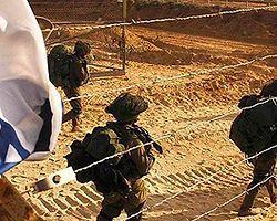 Gazze'den İsrail'e Roket, İsrail'den İşgal Tehdidi!
