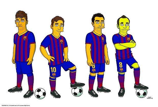 Barça Dünyaca Ünlü Dizide Yer Aldı