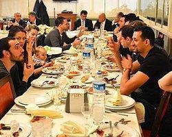 Halkbank Ailesi Yemekte Bir Araya Geldi