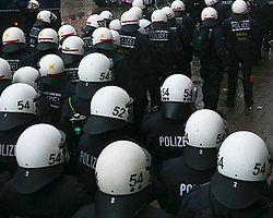 Almanya'da Bir Katil İçin 600 Polis Harekete Geçti
