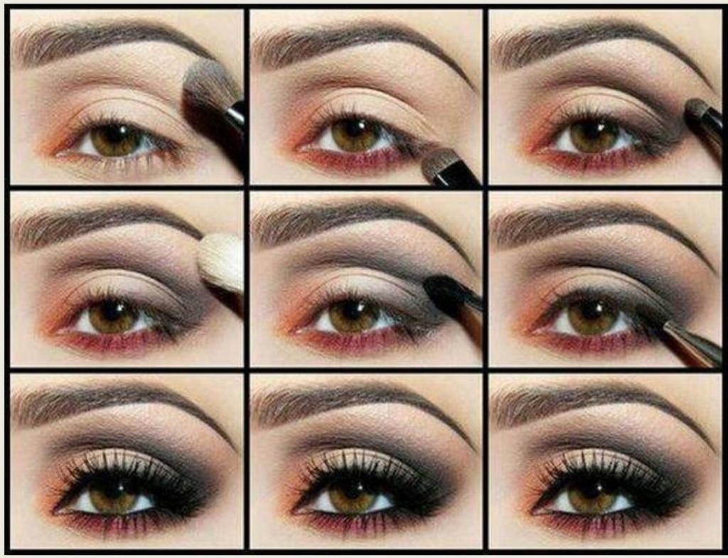 Göz Şekline Göre Makyaj Teknikleri Ve Modelleri