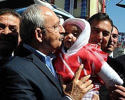 Kılıçdaroğlu: 'Başbakan Üç Çocuğumuza da Ağlamadı'