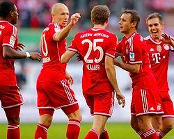 Bayern'e Yan Bakan Yanıyor!
