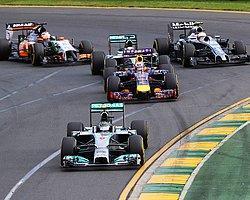 Formula 1'de ilk zafer Rosberg'in, şampiyonlar yarış dışı kaldı