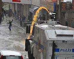 Polis'ten İlginç Gaz Bombası Anonsu