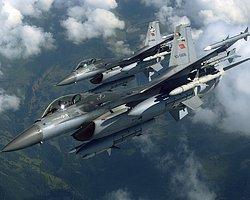 TSK'dan Sınır Açıklaması 'F-16'lar Suriye'ye Yönlendirildi'