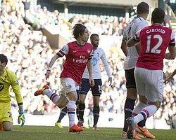 Arsenal'den Altın Vuruş