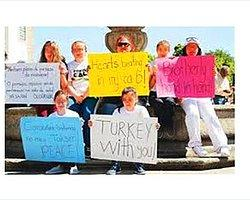 Gezi'ye Destek Veren Öğretmenlere Meslekten Men