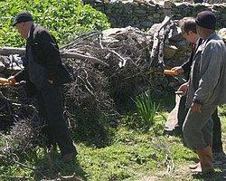 'Kanser Köy'de Ölümü Ölçtüler!