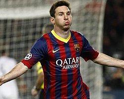 Messi Tarihe Geçti!