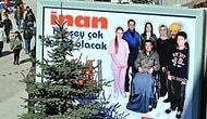 CHP Afişindeki Engelli Şahıs Sağlam Çıktı