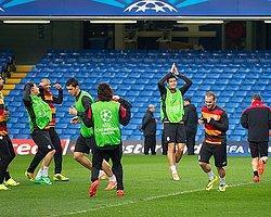 Galatasaray Chelsea Maçı Hazırlıklarını Tamamladı