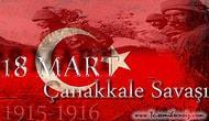 Çanakkale Savaşı 18 Mart 1915