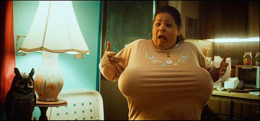 Смотри буфера какие сказал верзила толстяку — photo 8