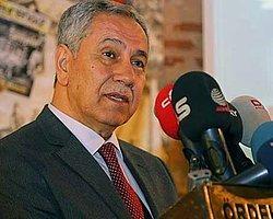 TRT'de Tweet Sürgününe Arınç'tan Yanıt