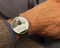 Google Dün Gece Android Wear'i Duyurdu