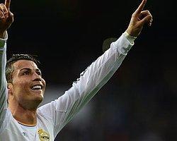 Ronaldo Kendini Aştı!