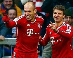 Arjen Robben, Bayern Münih ile Nikah Tazeledi