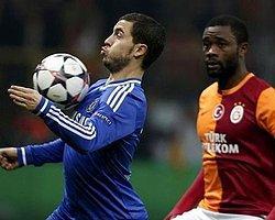 Hazard'dan Chedjou'ya Mesaj