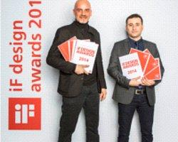 Arçelik A.Ş. If Design 2014'E 7 Ödülle Damgasını Vurdu