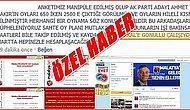 Haber Sitelerinde Ve Sosyal Medyada Siyasi Hile