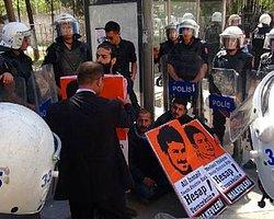 Başbakan Protestosuna Polis Müdahalesi!