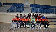 Bilecik Belediye Basketbol Takımı Yeni Sahasında