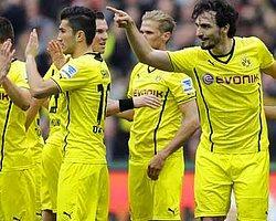 Dortmund Tayfun Korkut'u Üzdü