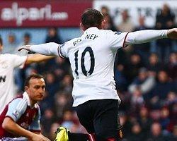 Rooney Şov Yaptı, Manu Kazandı