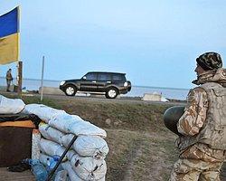 Ukrayna Ordusu Kırım'dan Çıkışları Kapattı