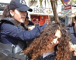 İzmit'te AKP Mitingi Öncesi 30 Gözaltı!