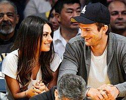 Mila Kunis ve Ashton Kutcher Çifti Bebek mi Bekliyor?